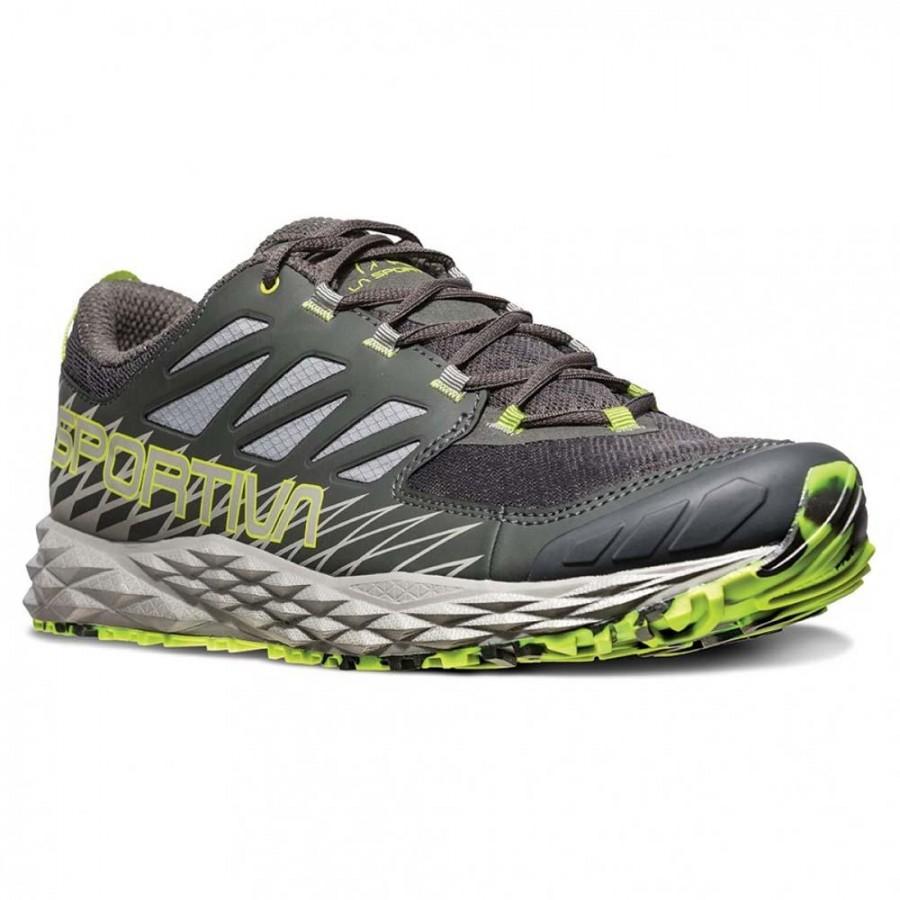 Lycan Carbon Apple Green - La Sportiva - Trail Running  2dee16a753b