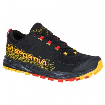 Lycan II Black/Yellow  - La Sportiva