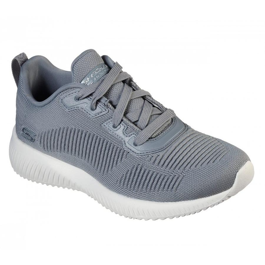 Bobs Squad Tought Talk Grey  - Skechers
